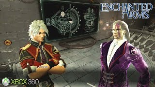 Enchanted Arms - Xbox 360 / Ps3 Gameplay (2006)