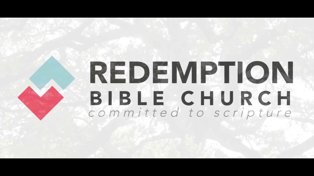 About | Redemption Bible Church - New Braunfels