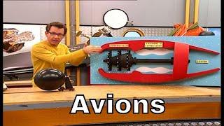 Comment fonctionne un moteur à réaction ? - C'est Pas Sorcier