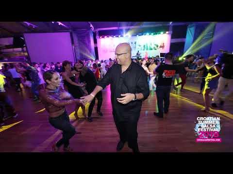 SuperMario & Denisse A. Cambria - social dancing @ ADRIS OLD TOBACCO FACTORY