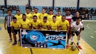 Sindeval de Almeida com o giro Esportivo Tabuleirense 09-01-2019