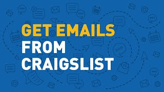 Craigslist Email Harvester 2018. How to email to craigslist.