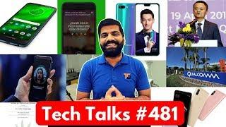 Tech Talks #481 - Moto G6 E5, Cheap Dual Sim iPhone X, Facebook Chips, Redmi Note 5 Pro Supply