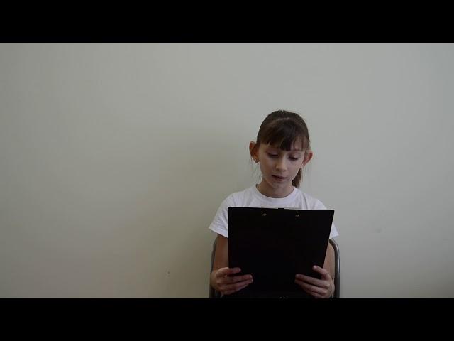 Изображение предпросмотра прочтения – ЕкатеринаУранбаева читает отрывок изпроизведения «Чудесный доктор» А.И.Куприна