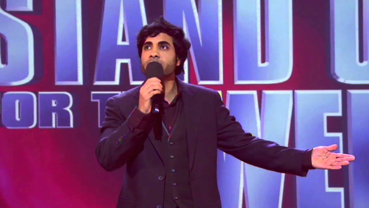 Paul Chowdry Skin Colour - Stand Up For The Week