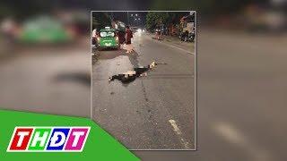 Xác định nguyên nhân vụ tai nạn xe máy khiến 4 sinh viên tử vong | THDT