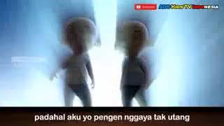 Aku belum mandi versi Upin Ipin#Bahasa Jawa