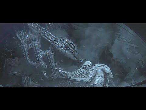 Alien:Isolation (Alien1979 & Prometheus Movie Connected Scene)
