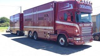 SARL Volant Transport  et  TRANSPORTS GARGAUD  CHRISTOPHE  et BOVI 2000  et  SARL TRANSBEST 16