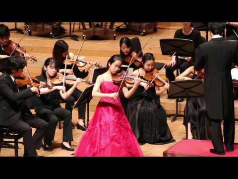 Paganini : Violin Concerto No.1  3rd Movement