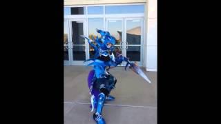 FFXIV Dragoon cosplay