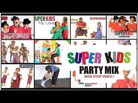 SUPER KIDS PARTY