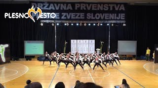 PLESNO MESTO - LET'S GO - Nova Gorica 2014 - Hip Hop-Formacija-Mladinci - 3.mesto