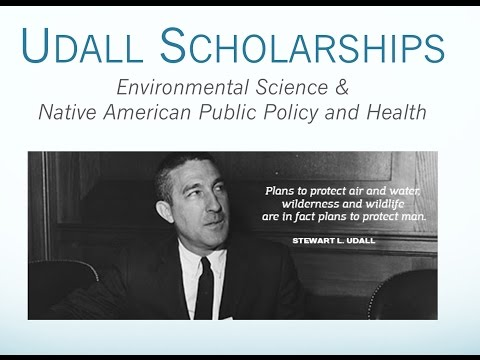 Udall Scholarship Info Session