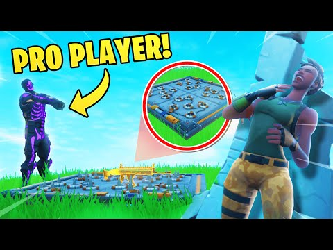 When Fortnite Pros Die to Traps! #2