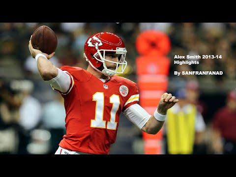 2013-14 Pro Bowl QB - Alex Smith (Highlights) NFL HD