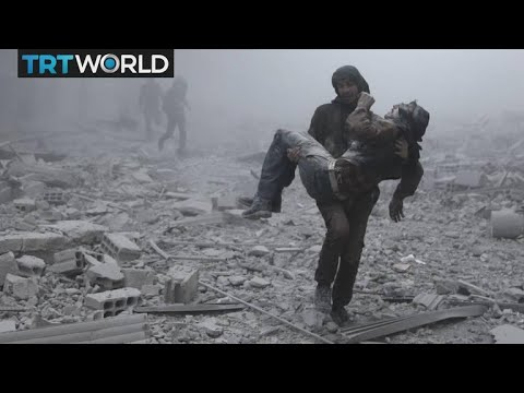 Syrian forces take over eastern Ghouta, Punish a Muslim day and China's trade war with the US