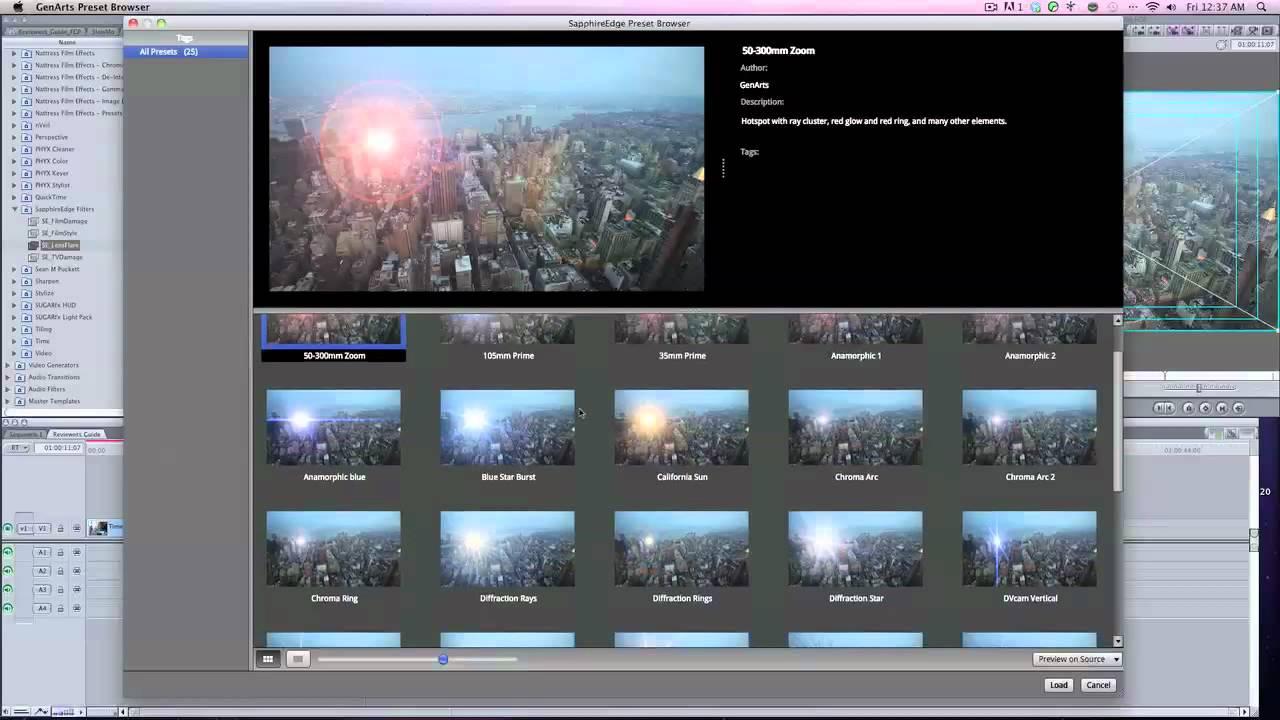 Genarts sapphire visual effects 5 04 setup key