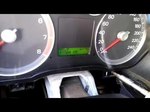 Форд Фокус 2 (дористайлинг) глюк щитка приборов, не заводится, куча разных ошибок