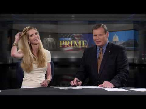 Newsmax Prime | Ann Coulter about her now book