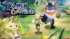 Tales of Wind: Gameplay + Klassenvorstellung (German/Deutsch) #1