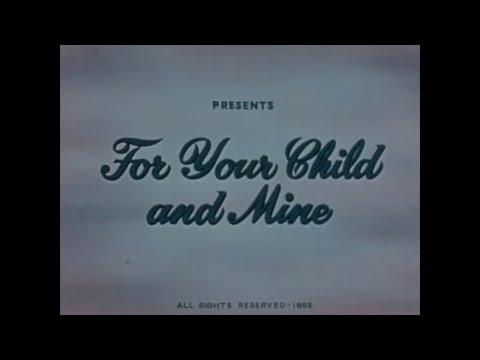 """for-your-child-&-mine""-barney-convalescent-hospital-children's-medical-center-1950s-film-56824"