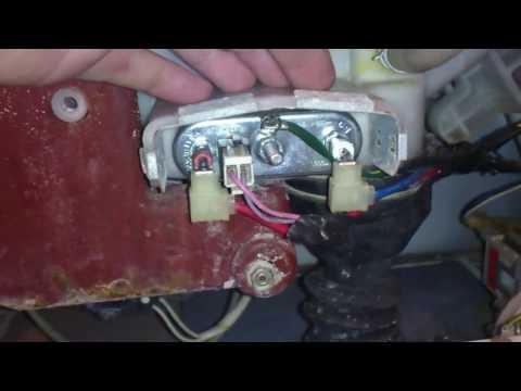 Замена тэна на стиральной машинке SAMSUNG WF-S1054.