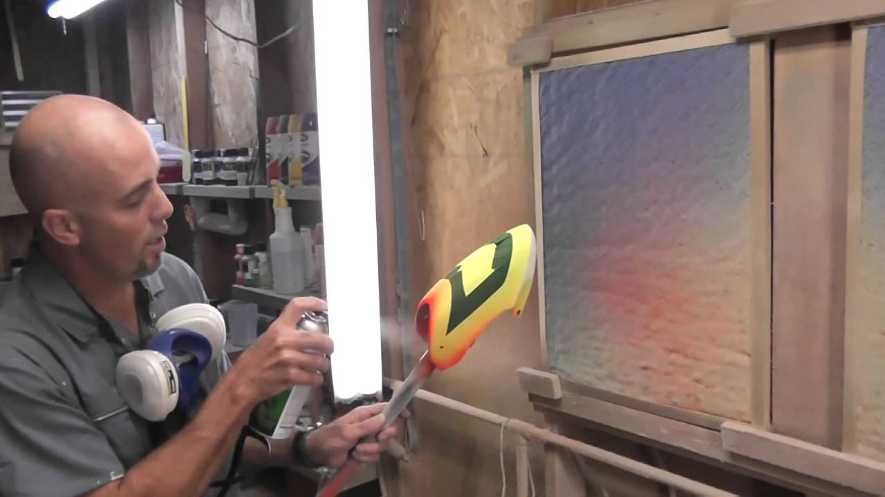 Painting your heli canopy with a spray can  sc 1 st  YouTube & Painting your heli canopy with a spray can - YouTube