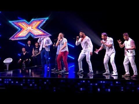 Duke Time – Maroon 5 – This Love – Х-фактор 9. Тренировочный лагерь