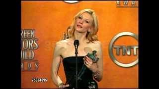 Cate Blanchett - 2005 Screen Actors Guild SAG Awards Press Room