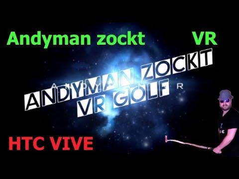 Let´s play The Golf Club VR Deutsch [HTC Vive][Gameplay][Deutsch][Virtual Reality]
