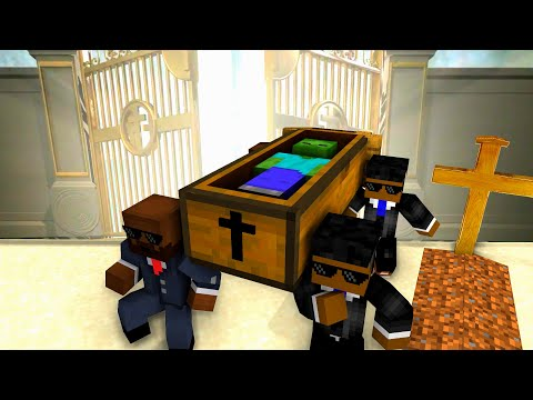 Monster School: Brave 5 - Minecraft Animation