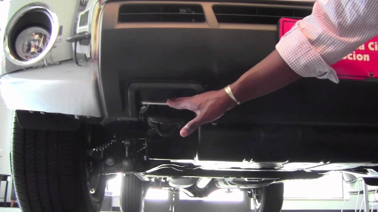 2012 Toyota Tundra Tow Hooks How To By Toyota City
