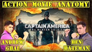 Captain America: Winter Soldier (2014)  | Action Movie Anatomy