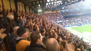 The Liquidator sung by the Wolves Fans.