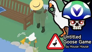[Vinesauce] Joel - Untitled Goose Game
