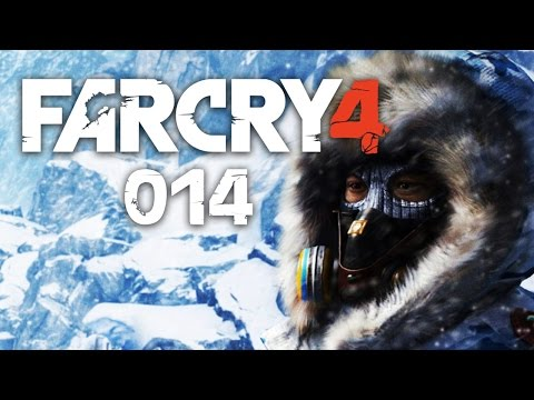 FAR CRY 4 #014 - Schneesturm im Himalaya [HD+] | Let's Play Far Cry 4