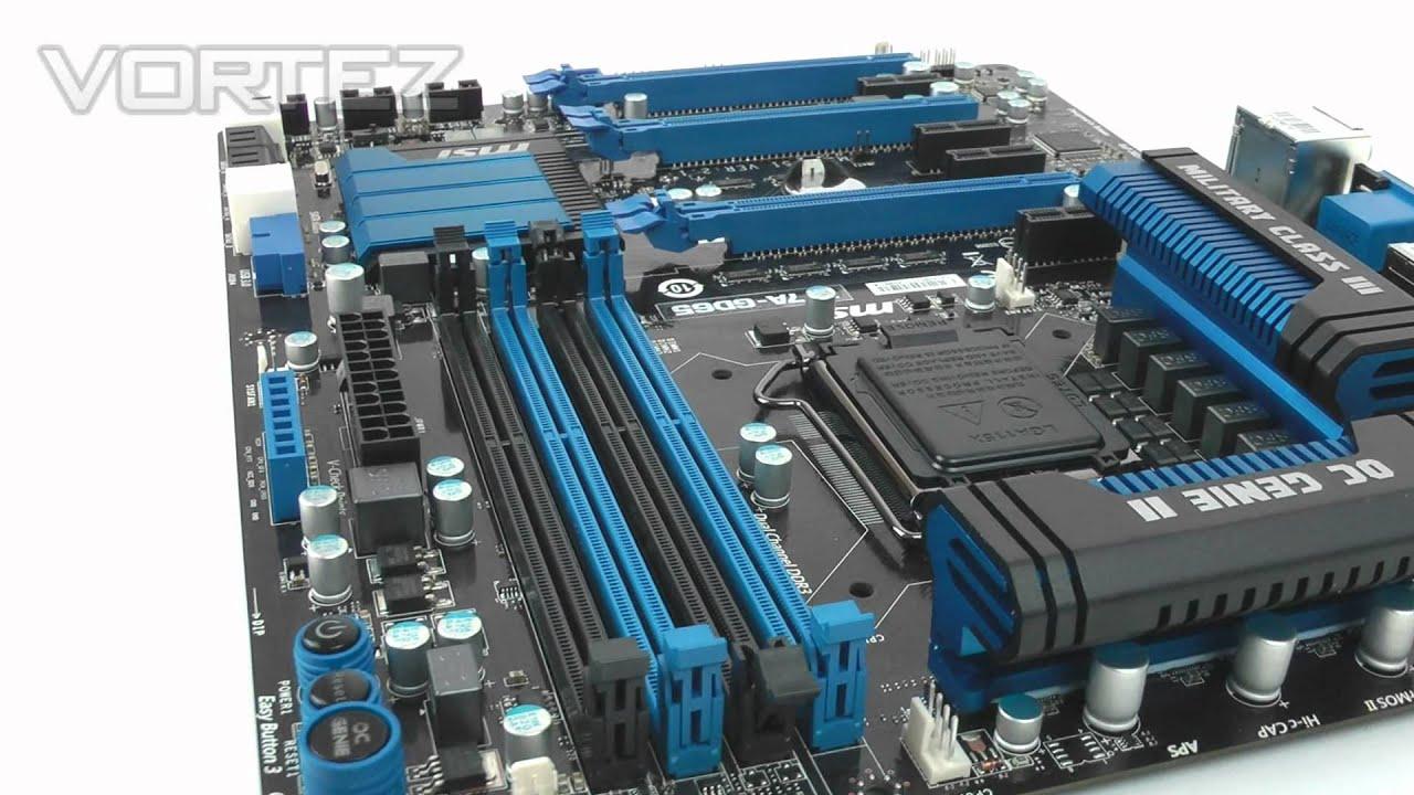 MSI Z77A-GD80 TPM DEVICE TREIBER