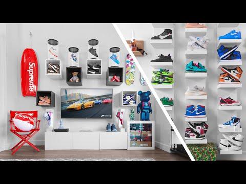 Ultimate Hypebeast Sneaker Apartment (feat. Harrison Nevel)