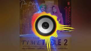 Time Table 2 Kulwinder Billa 3D Pure Bhangra Dhol Remix ft DjAbhishek Abk shamli (flp project)
