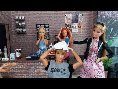 Barbie And Ken Videos. Ken Flirting With Another Girl
