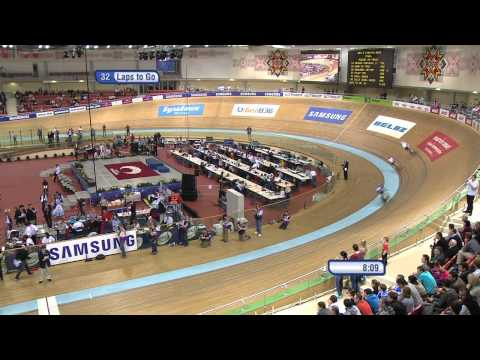 Men's Scratch Race - 2013 UCI World Track Championships
