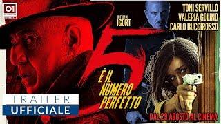 5 È IL NUMERO PERFETTO di Igort (2019) - Trailer Ufficiale HD