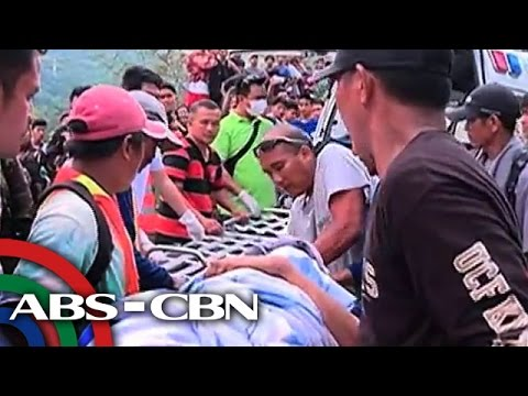 TV Patrol: Rescue sa Nueva Ecija bus crash, tigil dahil sa dilim, dulas