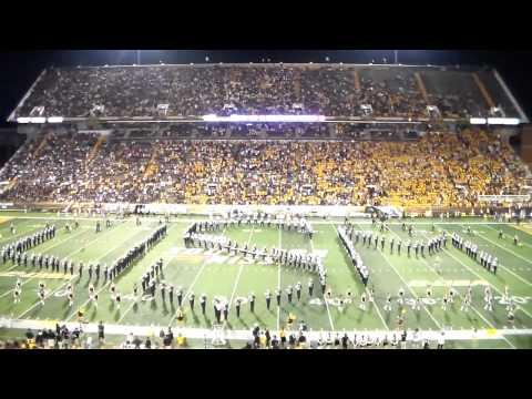 The Pride of Mississippi Pregame 5 Sept 2015