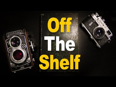 Photo Book Review - Off the Shelf!