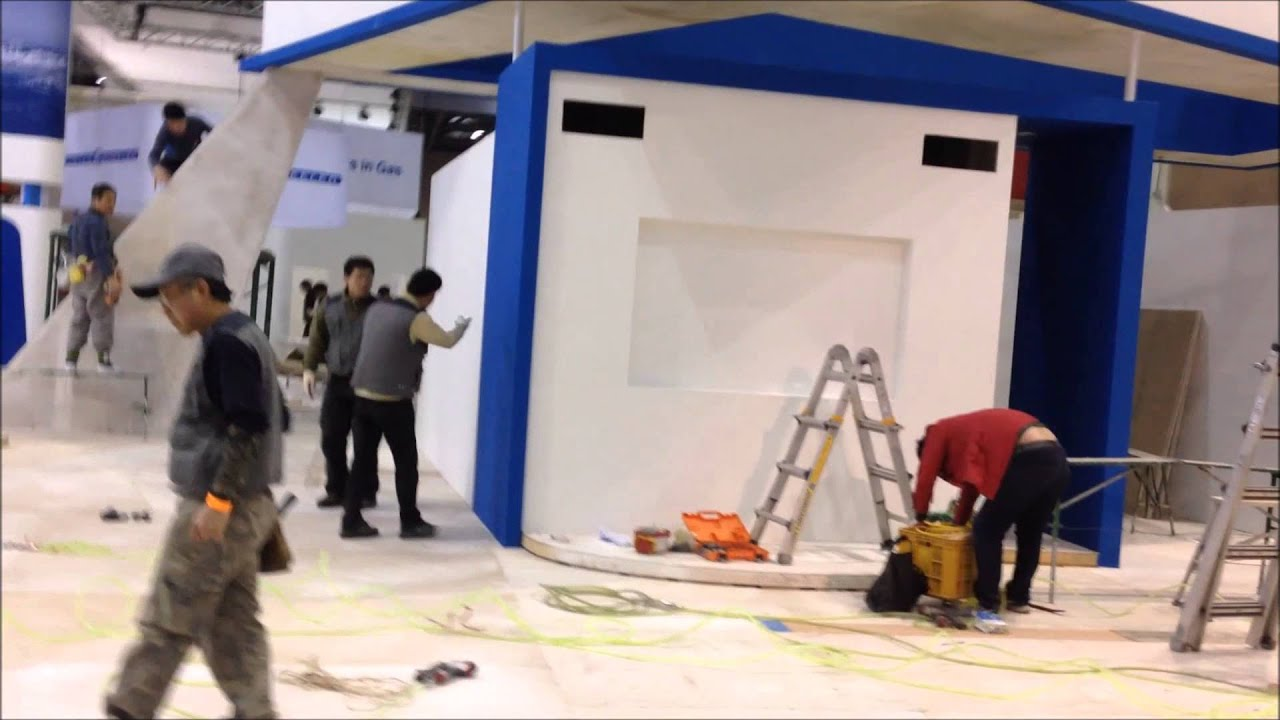 Exhibition Booth Contractor Usa : Trade show displays booth exhibits truss construction