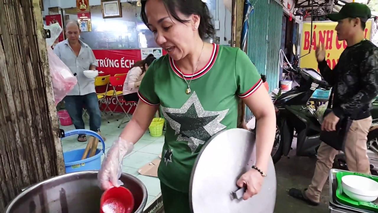 Ăn Bún Bò Huế chung cư Ngô Gia Tự bỗng phát hiện mấy chị lượm ve chai khoái chồng Việt Kiều