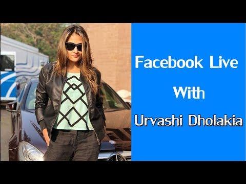 Urvashi Dholakia LIVE