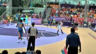 Youth Olympic Fiba 33 Basketball 16 Aug 10 - Philippines v Virgin Island 2nd Half